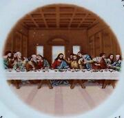 Lords Supper Plate