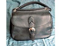 Black Edina Ronay Handbag