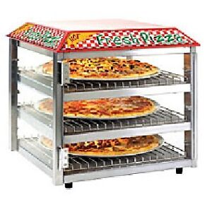 Commercial Restaurant Pizza Warmer