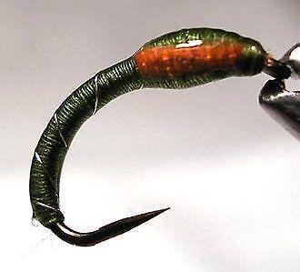 Barbless fishing flies ebay for Ebay fly fishing