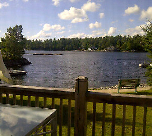 LAKEFRONT COTTAGE IN HONEY HARBOUR