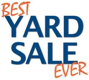 Yard Sale July 1&3. 20493 Route 2