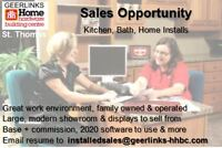 Kitchen Designer Opportunity
