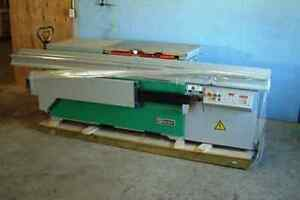 Boss sliding table saw