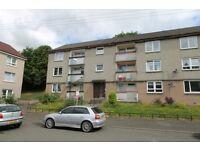 2 bedroom second floor unfurnished flat on Gogar Place, Riddrie Glasgow Eastend