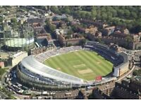 Surrey vs Middlesex T20 Cricket Friday 3rd August 2018