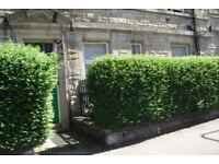 Delightful, ground floor, furnished one bedroom tenement flat with private front garden area