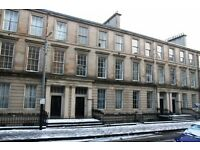 Lovely 2 bedroom 1st floor flat in Woodlands central Glasgow available NOW – NO FEES