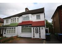 New to the market 4 BEDROOM and 2 BATHROOM family home-