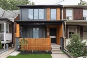 2 Storey Executive Freehold Home Located In Toronto's