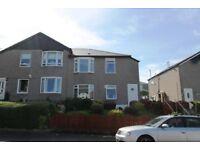 3 Bedroom upper cottage flat to rent on Kilchatten Drive, Kingspark, Glasgow South Side