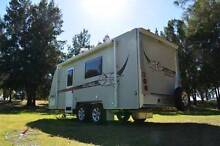 Columbus Caravans & PMX Camper Trailers on Sale Now Canning Vale Canning Area Preview