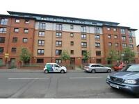Modern 2 bedroom second floor furnished flat on Firhill Road Glasgow Westend