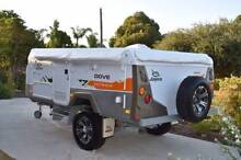 Jayco 2011 Dove Outback Camper Trailer Reynella Morphett Vale Area Preview
