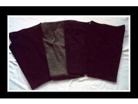 LADIES TROUSERS - SIZE 14 - (4 PAIRS) - FOR SALE