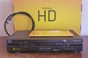 PARFAIT COMME  2e TERMINAL HD  -  VIDÉOTRON - Cisco