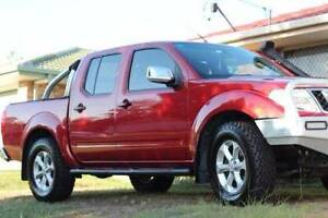 2010 Nissan Navara Ute Collingwood Park Ipswich City Preview