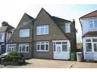 THREE BEDROOM HOUSE CLOSE TO PRESTON ROAD TWO RECEPTIONS LARGE GARAGE