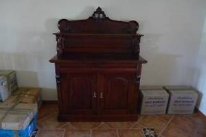 Buffet / hall stand - lots of other furniture Kurrajong Hawkesbury Area Preview