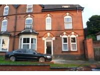 *** VIEWINGS RECOMMENDED *** Spacious first floor studio flat in a Victorian house in Moseley