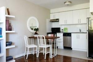 1 Bedroom - Downtown - Newly Renovated - On-site Gym!