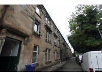 1 Bedroom first floor furnsihed flat to rent on McIntyre Place, Paisley, Feguslie Park, Renfrewshire