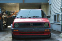 1991 Volkswagen Golf Hatchback