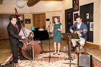 Weddings ceremony to dinner - Live Trio - All styles - See Video
