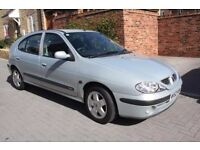 Renault Megane Fiji 1.6 Silver FIRST TO SEE WILL BUY!!!