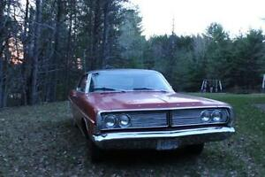 68 Ford Galaxie for sale