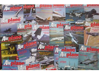 AIRPLANE MAGAZINE Issue 1 -100 good condition