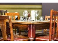Full / Part Time Bar & Waiting Staff Required Immediately - Popular Ealing Gastropub
