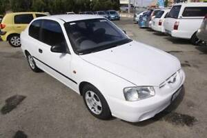 2000 Hyundai Accent Auto Hatchback Beaconsfield Fremantle Area Preview
