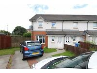 3 Bedroom semi detached unfurnished house to rent on Finlas Place, Springburn, Glasgow North