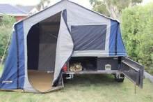 LODDON On Road Camper Trailer Cheltenham Kingston Area Preview