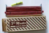 1956 V-Master Cigarette Roller VINTAGE