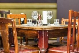 Kitchen Porter Required for Busy, Award Winning Ealing Gastropub