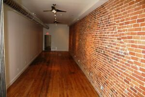 Prime Commercial Space on Front Street with Storage for Lease Belleville Belleville Area image 2