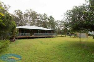 LIFESTYLE ACREAGE WITH COLONIAL HOME SUIT HOBBY AND FARM PRODUCE Logan Village Logan Area Preview