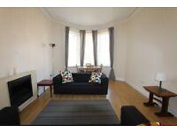 Traditional 2 bedroom second floor furnished flat on Fairlie Park Drive Partick Westend