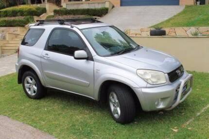 2004 Toyota RAV 4