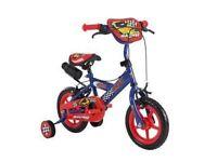 Sonic zoom 12 inch boys bike new