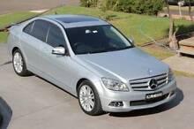 2009 Mercedes-Benz C200 Kompressor Sports Edition Sedan - W204 Jamisontown Penrith Area Preview