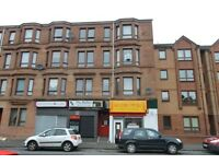 Traditional 1 bedroom second floor furnished flat on Keppochhill Road, Springburn Northside