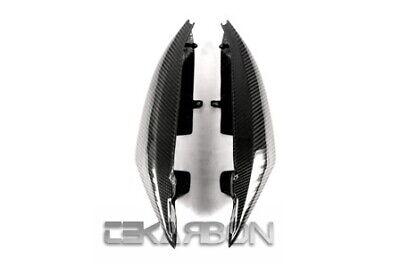 2008 - 2010 Triumph Speed Triple Carbon Fiber Tail Side Fairings - 2x2 twill