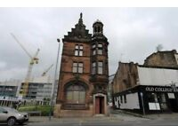 2 Bedroom furnished flat to rent on Nicholas Street, Merchant City, Glasgow City Centre.