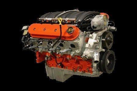 on Gm Ls7 Crate Engine Supercharged