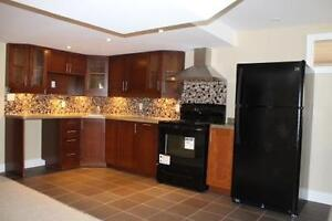 Brand New Certified Walk-Out Basement Apartment