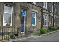 Delightful, one bedroom Victorian, furnished, ground floor flat available Granton Rd