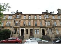Traditional 3 first floor unfurnished flat on Roslea Drive, Dennistoun Eastend